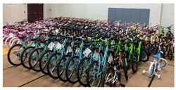 Bikes for Kids Annual Donation P-12th