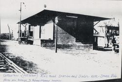 Grafton Railroad Station