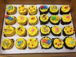 Boy & Girl Cupcakes