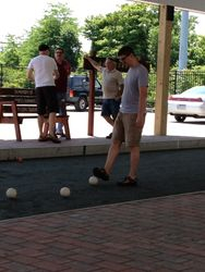 Holy Savior Bocce Court