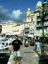 Bastia, Corsica, France, 2009