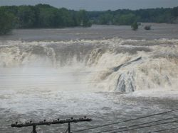 Cohoes Falls, Cohoes, New York