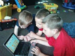 Early IT skills!