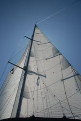 Sailing to Cape Finisterre