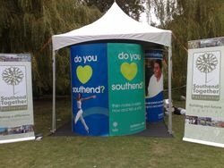 3x3 in Priory Park Southend-on-Sea