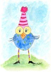 Bluebird Birthday