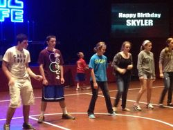 Skyler's 16th Birthday!