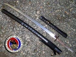 "29"" Blade Custom Made Black Ito Katana"