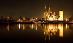 kerk cuijk nacht