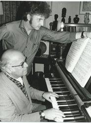 Alexis und Ferenc Farkas, Budapest 1971
