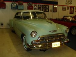 17.52 Chevy Bel Air Coupe