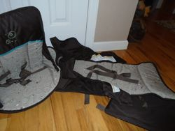 New Seats for Graco DuoGlider Double Stroller - $25
