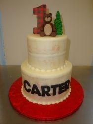 25 serving naked cake $90
