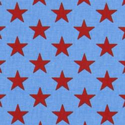 Stars Powder Blue