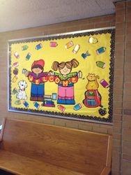 Classroom Hallway