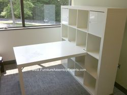 ikea expedit desk installation service in oxon hill md