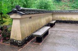Benches, Portland Japanese Garden