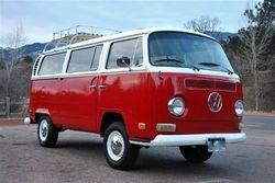 19.71 VW BAY WINDOW BUS