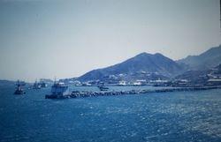 348 Aden Harbour Yemen