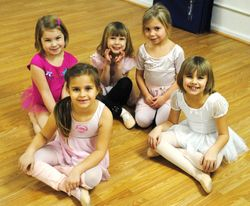 Great group of young dancers!