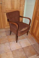 Antikvarinis foteliukas. Kaina 86 Eur.