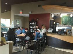 Great audience! - B Sisters Cafe Show 5/20/16