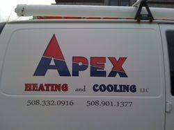 Apex side of van