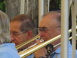 Trombone Section - Bob & Joe