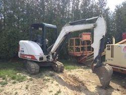 Excavation with a Mini Excavator