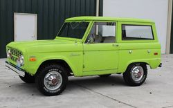 7.69 Ford Bronco