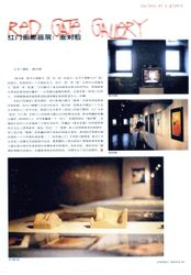 Article on Mask Vs. Face at Red Gate Gallery