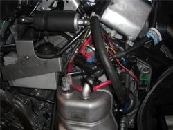 Roll-over Valve installed on a MCX Turbo Nytro