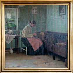 Flundrarp N-o 1 (Rusthallargarden) 1889