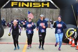 2019 Junction 311 Valentine's Massacre Marathon Team Relay