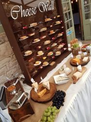 Cheese Table Display Hire