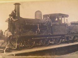 Linton Train