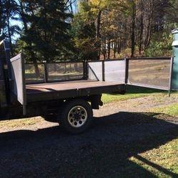 custom truck bed