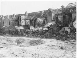 More Bomb damage. 1942.