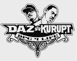 Daz & Kurupt DPG 4 Life Album, Long Beach, CA