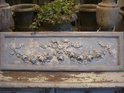 #14/120 Plaster Panel Louis XVI SOLD