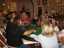 Poker-playing women