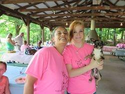 Me, Katie and Sydney