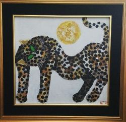 Young Leopard, 1997