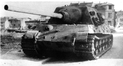 Otto Carius and the Jagdtiger: