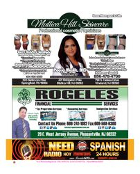 MULLICA HILL SKINCARE / ROGELES FINANCIAL SERVICES / RUMBA 609 RADIO