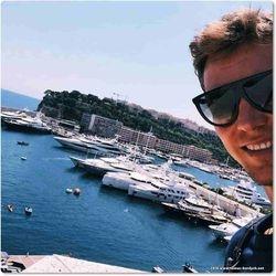 Tomas Berdych in Monaco
