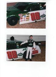 Dale Jrs.'s car