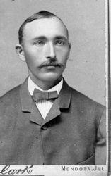 J. W. Clark, photographer, Mendota, IL No. 1