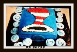 Dr .Suess Cake