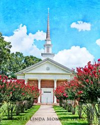 Original Lee Park Baptist Church